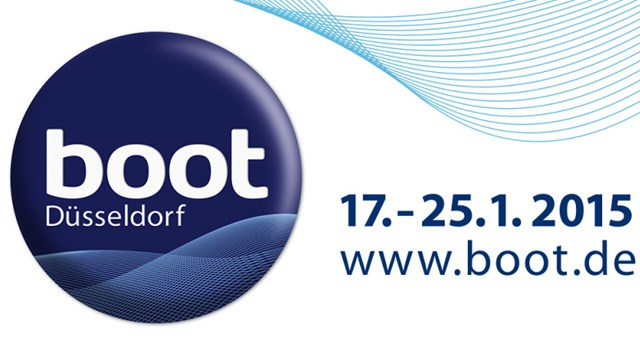 boot Duesseldorf - visit us on fair in Duesseldorf from 17 to 25 January 2015