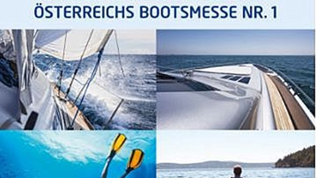 visit us on fair in Tulln, Austrian Boatshow